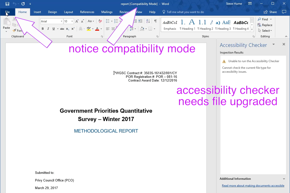 Learn These Check Word Document For Accessibility {Swypeout}